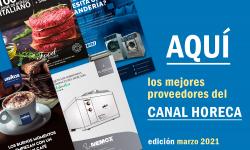 Proveedores  Equipamientos, productos, insumos y servicios para el Canal Horeca y nuevas pymes